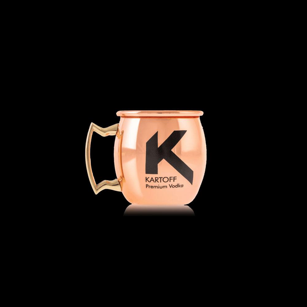 Kartoff Kupfer-Cup