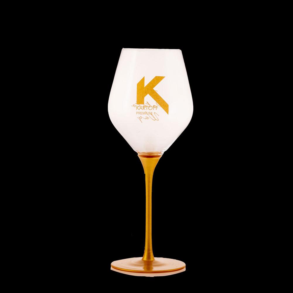 KARTOFF Glas
